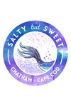 Chatham, Massachusetts - Cape Cod - Salty but Sweet - Mermaid Tail - Contour - Lantern Press Artwork