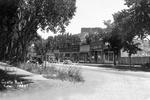 Castle Rock, Colorado - Town Street 1925 - Vintage Photography