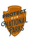 Protect Our National Parks - Contour - Lantern Press Artwork