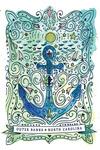 Outer Banks, North Carolina - Anchor - Lantern Press Artwork