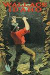 Wallace, Idaho - Miner - Lantern Press Artwork