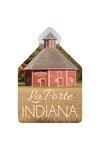 LaPorte, Indiana - Door Prairie - Contour - Lantern Press Photography
