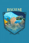 Biscayne National Park, Florida - Painterly National Park Series - Contour