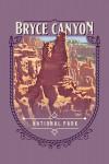 Bryce Canyon National Park, Utah - Painterly National Park Series - Contour