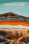 Canyonlands National Park, Utah - Painterly National Park Series