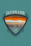 Canyonlands National Park, Utah - Painterly National Park Series - Contour