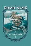 Channel Islands National Park, California - Painterly National Park Series - Contour