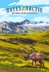 Gates of the Arctic National Park, Alaska - Painterly National Park Series