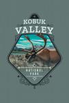 Kobuk Valley National Park, Alaska - Painterly National Park Series - Contour