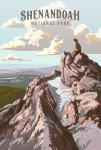 Shenandoah National Park, Virginia - Painterly National Park Series