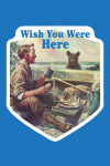 Wish You Were Here - Camping Scene - Contour (lp_archive)