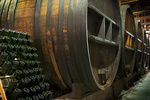 Wine Barrels - Lantern Press Photography