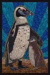 Penguin - Mosaic - Lantern Press Artwork