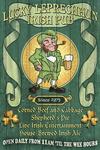 Leprechaun Irish Pub - Vintage Sign - Lantern Press Artwork