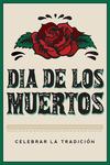 Dia de los Muertos (Day of the Dead) - Typography Art - Lettering - Lantern Press Artwork