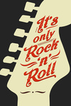 It's Only Rock N` Roll - Lantern Press Artwork