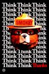 Smokey Bear - Think Thanks - Vintage Advertisement