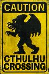 Cthulhu Crossing - Lantern Press Artwork