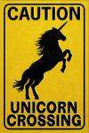 Unicorn Crossing - Lantern Press Artwork