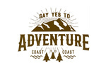 Say Yes to Adventure - Contour