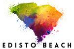 Edisto Beach - South Carolina - State Abstract Watercolor - Lantern Press Artwork