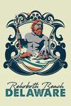 Rehoboth, Delaware - Merman - Contour