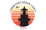 Outer Banks, North Carolina - Currituck Beach Lighthouse at Sunset - 1875 - Lantern Press