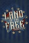 Washington, DC - Americana - Land of the Free - Lantern Press Artwork
