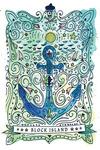 Block Island, Rhode Island - Watercolor - Nautical Art - Lantern Press Artwork