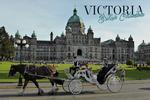 Victoria, British Columbia, Canada - Parliament & Carriage - Photography