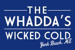 York Beach, Maine - The Whadda's Wicked Cold - Simply Said - Lantern Press Artwork