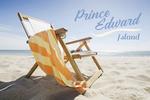 Prince Edward Island, Canada - Folding Beach Chair - Lantern Press Photography